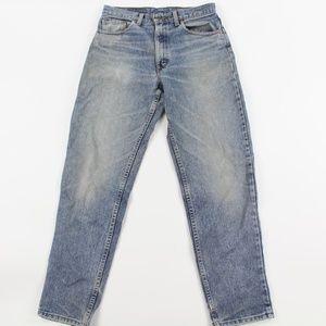 Vintage Levis 550 Medium Wash Denim Jeans USA Made